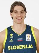 Headshot of Luka Vončina