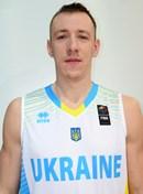 Headshot of Maksym Korniyenko