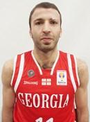 Profile image of Manuchar MARKOISHVILI