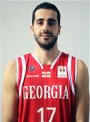 Headshot of Mikhail Berishvili