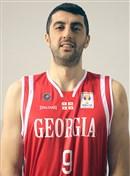 Headshot of Giorgi Shermadini