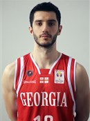 Headshot of Merab Bokolishvili