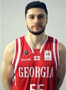 Headshot of Otar Pkhakadze