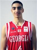 Headshot of Rati Andronikashvili