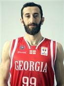 Headshot of Ilia Londaridze