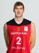 Headshot of Andreas Seiferth