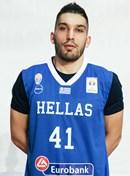 Headshot of Leonidas Kaselakis
