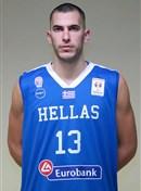 Headshot of Lefteris Bochoridis