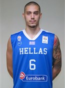 Headshot of Antonis Koniaris