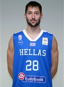 Headshot of Nikos Gkikas