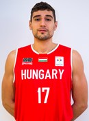 Headshot of Marton Molnar