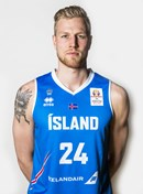 Headshot of Haukur Palsson