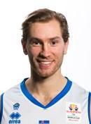 Headshot of Sigtryggur Björnsson