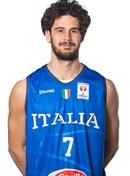 Headshot of Luca Vitali