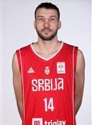 Headshot of Stefan Bircevic