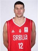 Headshot of Dragan Milosavljevic