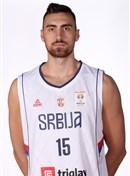 Headshot of Nikola Milutinov