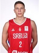 Headshot of Aleksa Radanov