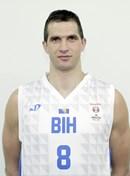 Headshot of Milan Milosevic