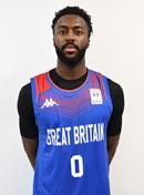 Headshot of Gabe Olaseni