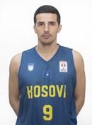 Headshot of Granit Rugova