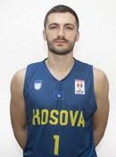 Headshot of Arti Hajdari