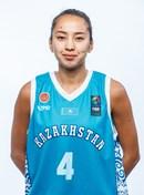 Profile image of Aigerim ALDANYSHEVA