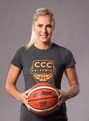 Headshot of Elina Babkina