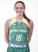 Headshot of Dominika Borondy