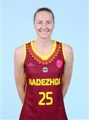 Headshot of Mariia Cherepanova