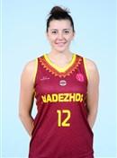 Headshot of Kseniia Tikhonenko