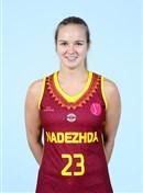 Headshot of Yana Degtyarskaya