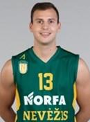 Headshot of Rytis Juknevicius
