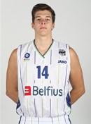 Headshot of Sander Van Caeneghem