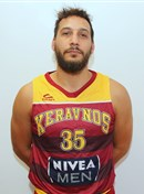 Headshot of Aristides Koronides