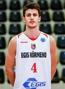 Headshot of Akos Halasz