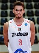 Headshot of Tibor Ban