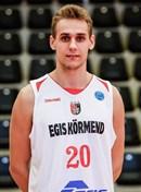 Headshot of Akos Nemeth