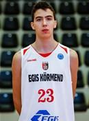 Headshot of Bence Oroszi