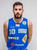 Headshot of Luka Markovic