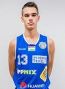 Headshot of Milan Takacs