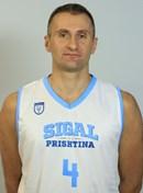 Headshot of Edmond Azemi