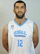 Headshot of Drilon Hajrizi