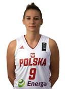 Headshot of Agata  Dobrowolska