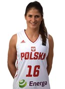 Headshot of Katarzyna Trzeciak