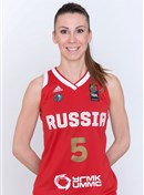 Headshot of Evgeniia Beliakova