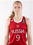 Headshot of Elena Beglova