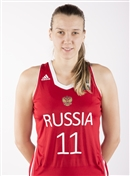 Headshot of Natalia Vieru
