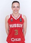 Headshot of Natalia Zhedik