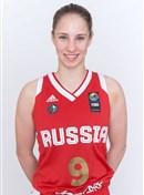 Headshot of Kseniia Levchenko